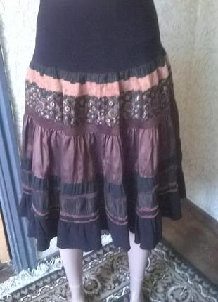 Практичная   юбка  от exclusive,  48размер