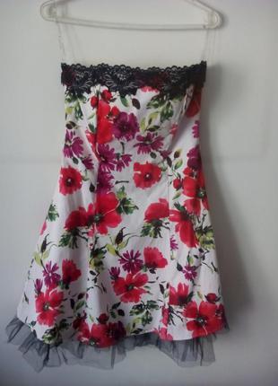 Нарядне плаття літнє