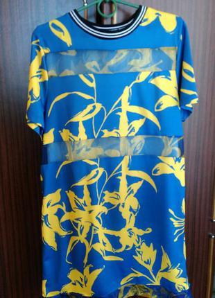 Платье туника пляжная asos