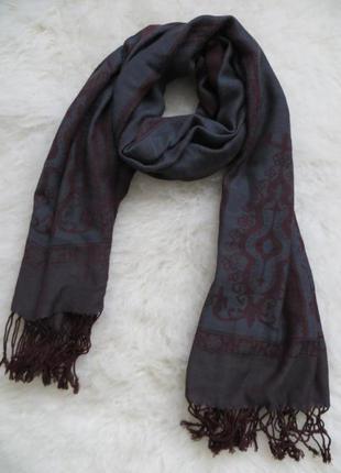 Крутой шарф палантин pashmina