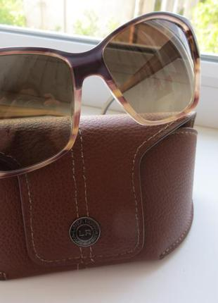 Крутые очки linea roma,с градиентом.италия.оригинал. качество люкс
