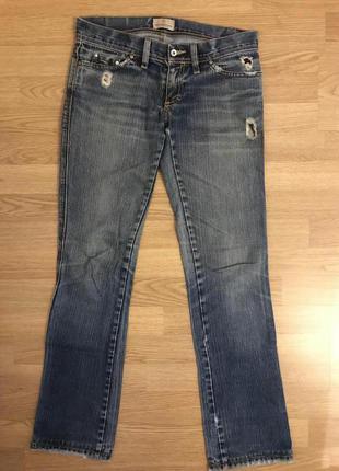 Итальянские джинсы rossodisera