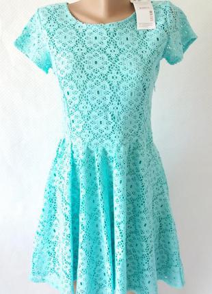 Кружевное платье 44(10) ben lex на s тоже будет см.мерки.   943