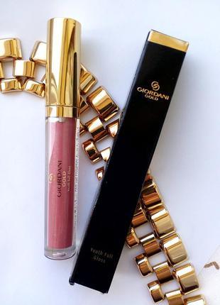 Увлажняющий блеск для губ giordani gold-винтажный розовый - 31815
