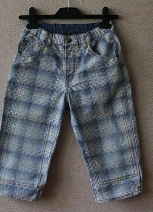 H&m брендовые шорты, швеция, 7-9 лет, оригинал, сост.идеал