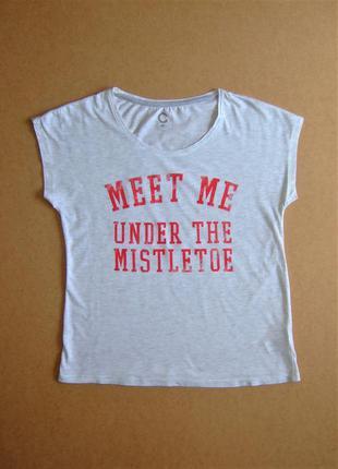 Стильная футболка с надписью cubus.