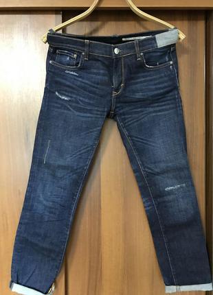 Идеальные джинсы прямого кроя