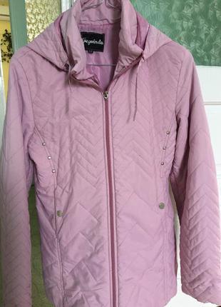 Куртка демисезонная женская ветровка весенняя