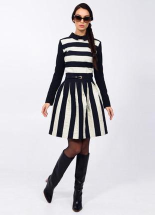 Элегантное платье iren klairie со свободной юбкой