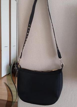 Фирменная сумка - кросс-боди