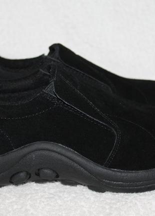 Кроссовки-туфли замшевые cotton traders 42p(8)