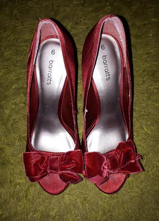 Босоножки -туфли женские 39р