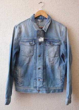 Джинсовая куртка pepe jeans (англия)
