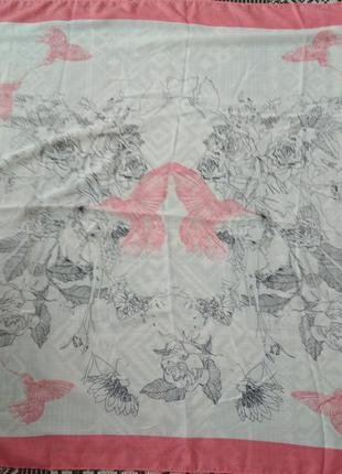 Красивый большой платок от pieces