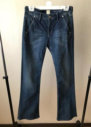Расклешенные джинсы guess by marciano