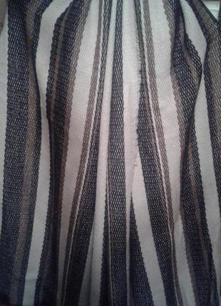 Стильний фірмовий  чоловічий шарф