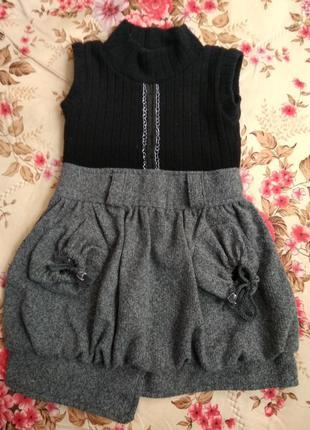 Сарафанчик, платье.