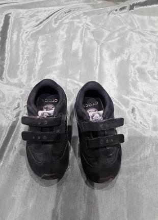 Crocs c8, замшевые кроссовки