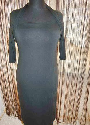 Вискозное платье по фигуре, 5#