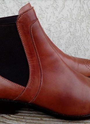Ботинки челси kiomi германия кожа 42р