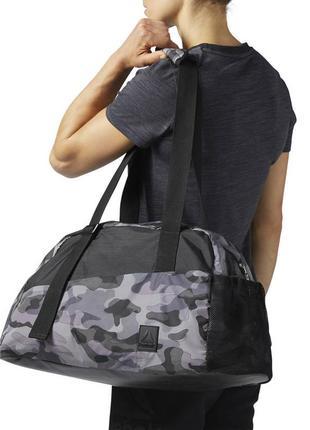 Спортивная сумка lead & go graphic grip bag