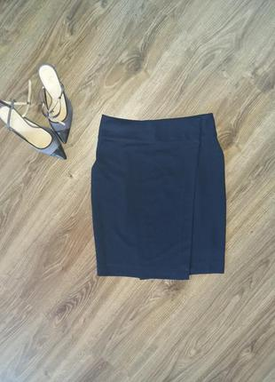 Стильная юбка карандаш на запах от next