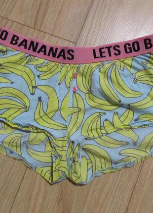 Шорты с бананами