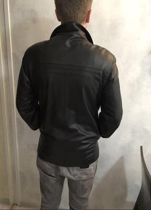 Куртка из натуральной кожи2 фото