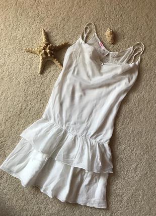 Шкодное, нежное, летнее платье 🔝🔝 blugirl folies blumarine🔥🔥 италия💯💯