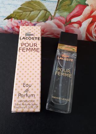 Духи Lacoste Pour Femme 2019 - купить недорого вещи в интернет ... dede6418302