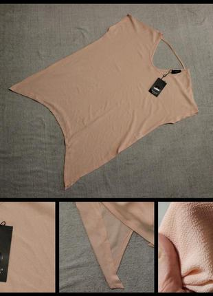 Sisters point.шикарная блуза.персик.