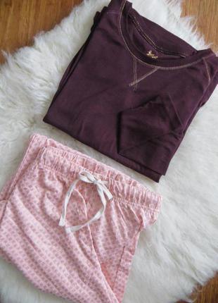 Пижама, комплект, большой размер