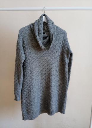 Вязаное платье н&m