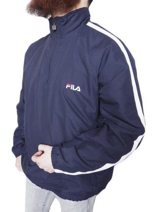 Куртка ветровка олимпийка fila оригинал