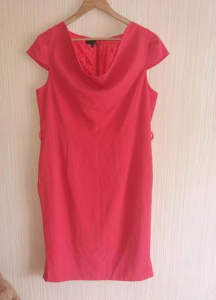 Супер платье миди 52 размера