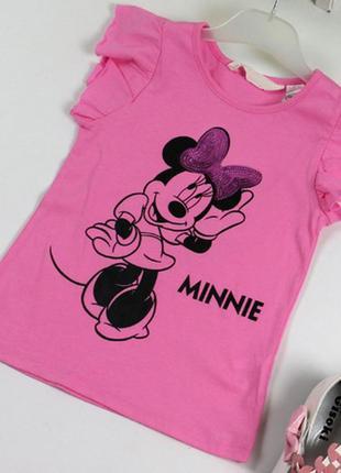 Миленькая футболочка h&m