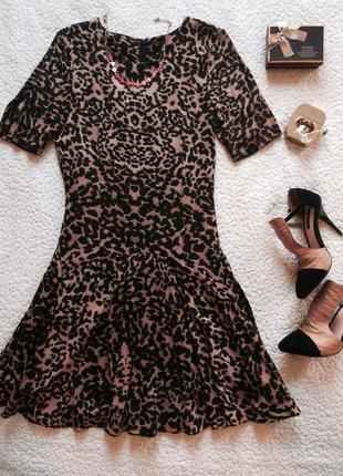 Модное платье h&m