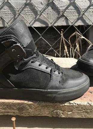 Supra высокие кроссовки