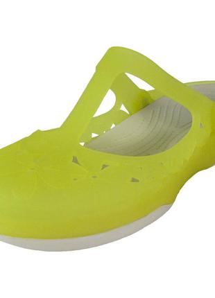 Сандалии crocs mary jane р. w9-25, 7см. оригинал.