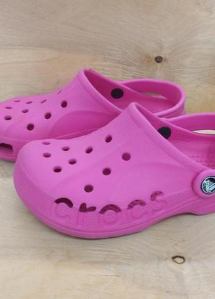 Тапки тапочки сабо crocs ( 34 размер )
