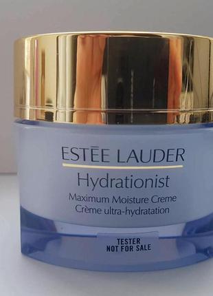 """Крем для лица """"интенсивное увлажнение"""" estee lauder hydrationist maximum moisture creme"""