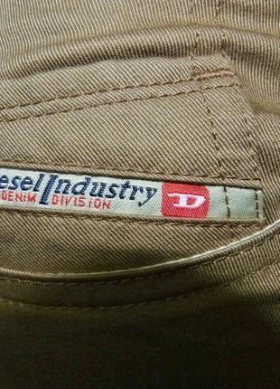 Укороченные джинсы diesel p-p 28-29