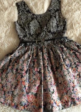 Брендовое платье пироженко