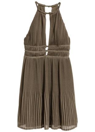 Коктельне плаття\платье h&m