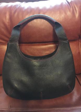 Новая сумка- хобо salvatore ferragamo (оригинал)