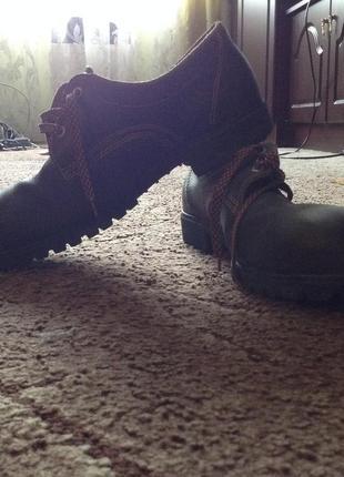 Ботинки ftg