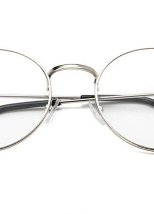 Имиджевые очки.оправа.очки. круглые очки.стильные очки