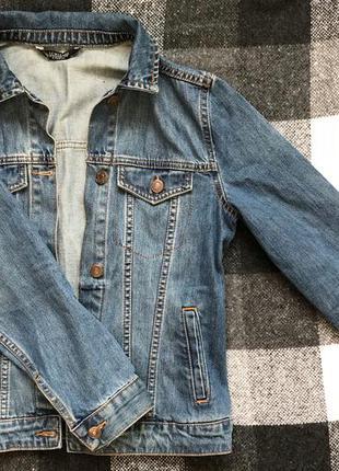 Джинсовая куртка lc waikiki