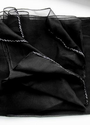 Аксессуар под вечернее платье палантин накидка