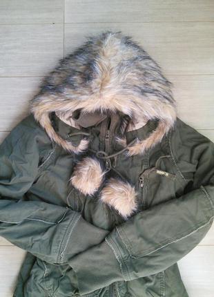 Куртка hooch англия демисезон